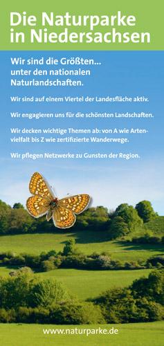 Niedersachsen Karte Pdf.Broschüren Karten Naturpark