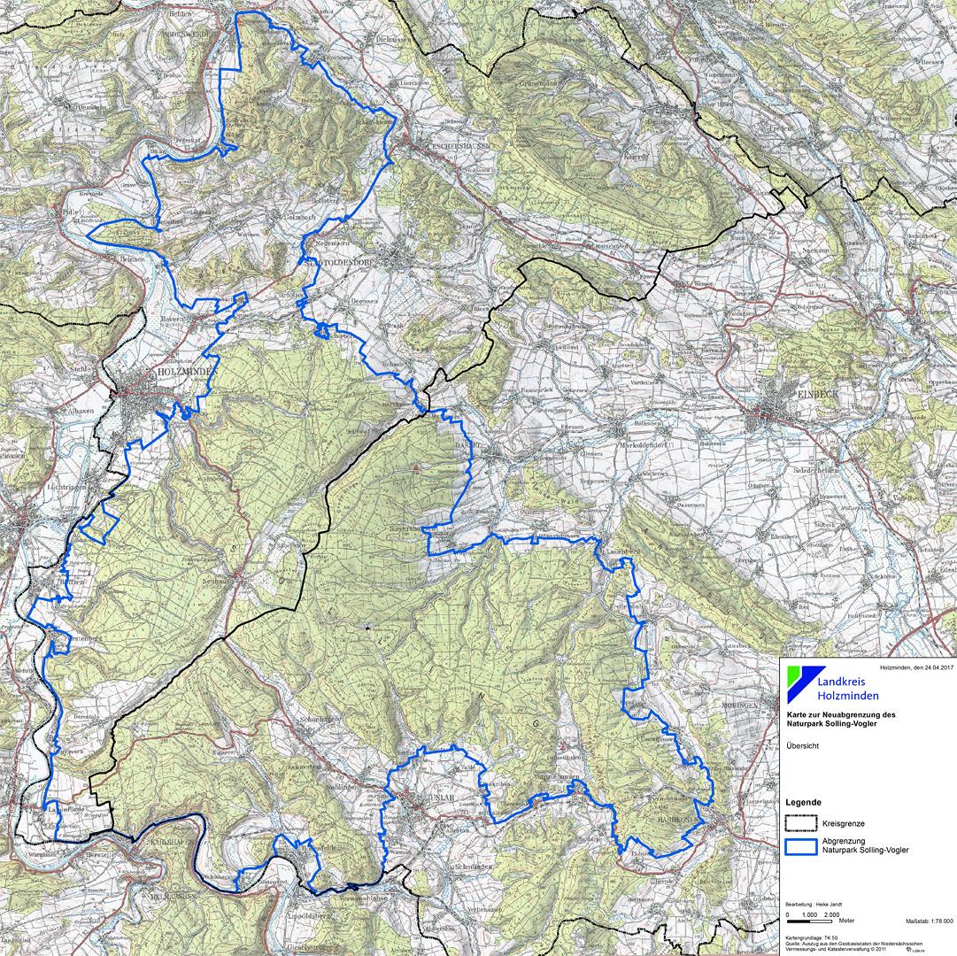 Naturpark Karten Naturpark